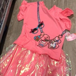 JoJo Siwa Two piece set NEW with tags